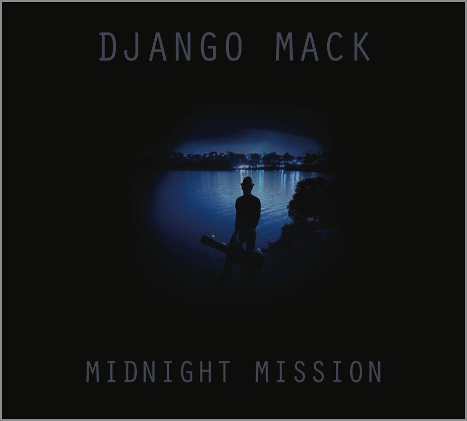 """""""Midnight Mission"""" by Django Mack"""